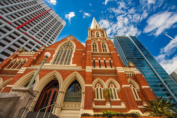 Albert Street Uniting Church Brisbane Queensland Australien