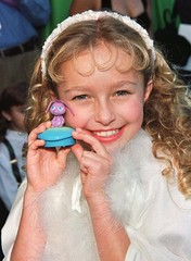 Actress Hayden Panettiere, who provides the voice for the ant character Princess Dot in the new comp..