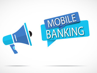 mégaphone : mobile banking