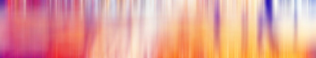 Blurred gradient background long horizontal