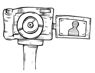 Camera vlog