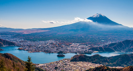 富士山、日本、世界遺産、象徴、四季、日本百名山、絶景