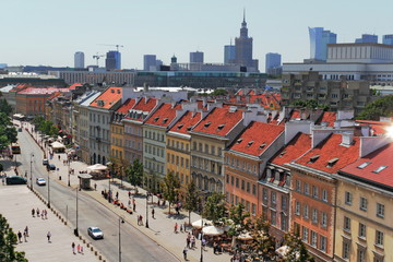 Warschau, Königsweg
