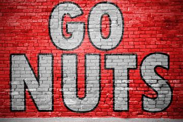 Go Nuts Graffiti