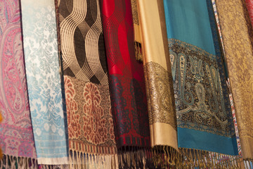 Pashmina's for Sale in Morocco