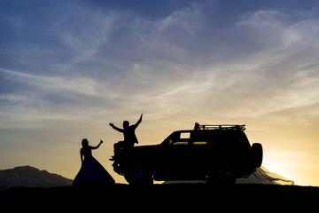 evlilik & kutlama & gelin ve damat