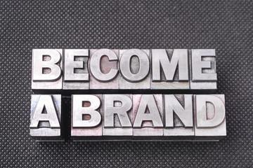 become a brand bm