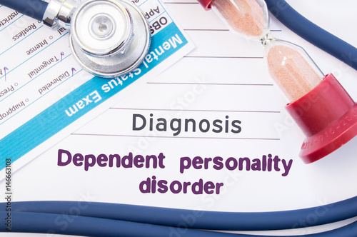 dependent personality disorder essay