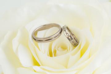10年目の結婚指輪