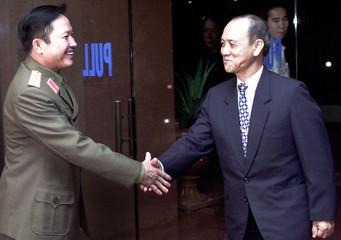VIETNAMESE DEFENSE MINISTER LEAVES HANOI FOR HISTORICAL VISIT TO THEUS.