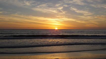 Sunset Southern California