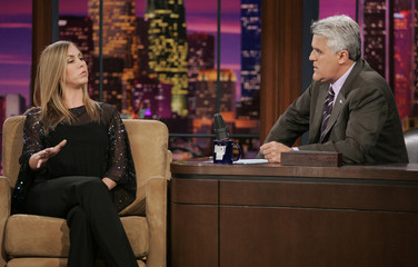 """Kendra Todd, winner of """"The Apprentice"""" reality television series on """"The Tonight Show with Jay Leno""""."""