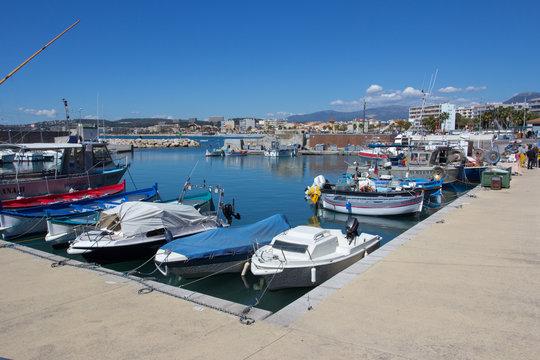 Port du Cros de Cagnes