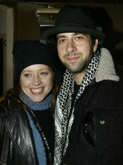 AMY REDFORD AND TROY GARITY AT SLAMDANCE FILM FESTIVAL.