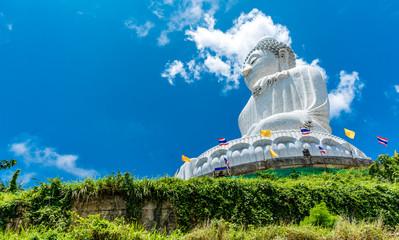 Big Buddha at Phuket Thailand