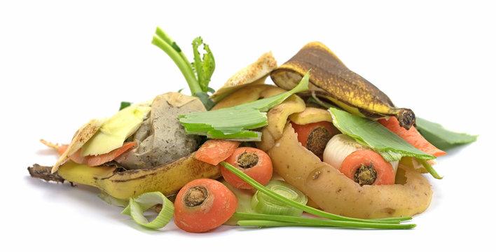 Biomüll, Bioabfall, Küchenabfälle