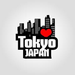 Love Tokyo, Japan