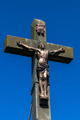 Jesus Denkmal