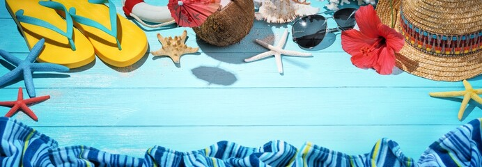 Summer marine accessories