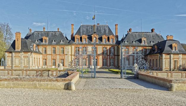 Château de Breteuil 2
