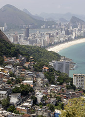 To match feature BRAZIL-SLUMS/TOURISM