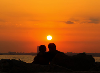 Sunset Love