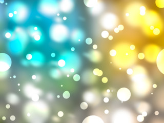 abstract bokeh background,blurred nature