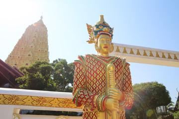 Angel statue Thailand