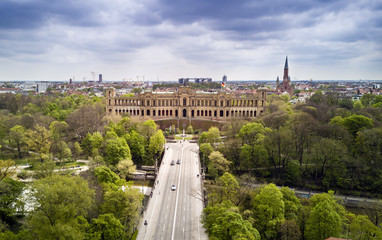 Bavarian Parliament in Munich