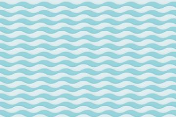 wave on the sea illustrator background