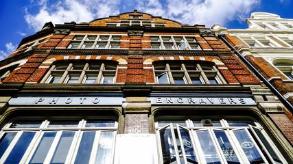 Great Britain, England, London, historische Architektur