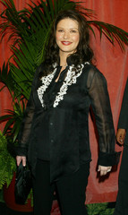 Actress Catherine Zeta-Jones poses as she arrives at the Academy Award nominee luncheon in Beverly H..