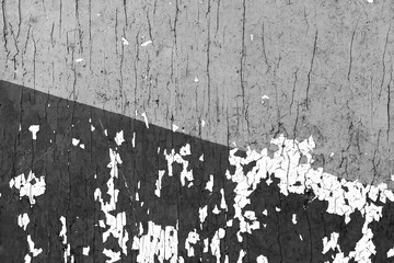 Old paint cracked background, A Grunge Background with Old Peeling Paint