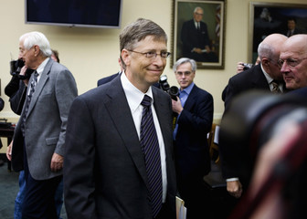 Gates testifies on competitiveness in the global marketplace as it relates to technology to the House Science and Technology Committee in Washington
