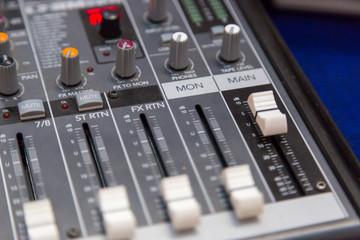 Sound control large