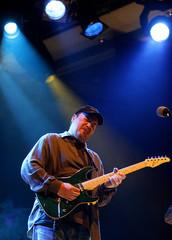 US. singer Christopher Cross performs in Vina Del Mar