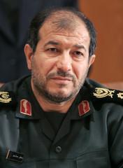 Iran's Defence Minister Mostafa Mohammad Najjar attends meeting in Tehran