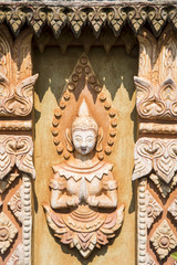 Asian temples buildings and culture