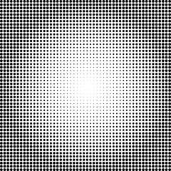 Halftone Vector Background