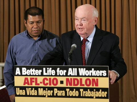 AFL CIO and NDLON agree in Chicago to work together to improve conditions for workers