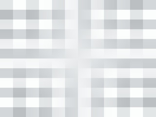 Banners with squares