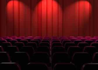 Cinema - Looking a Movie - 3D