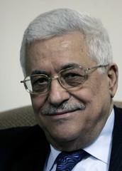 Palestinian President Mahmoud Abbas meets U.S. Assistant Secretary of State David Welch in Ramallah
