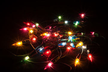 Christmas light for decoration