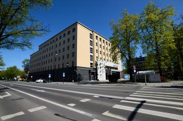 Municipal Office in Gliwice, Poland