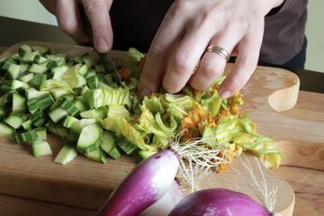 frittata zucchine
