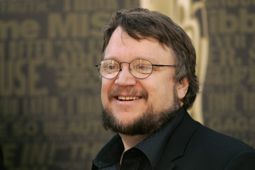 """Mexican director Guillermo Del Toro of """"Pan's Labyrinth"""" during preparations for the 79th Annual Academy Awards in Hollywood"""