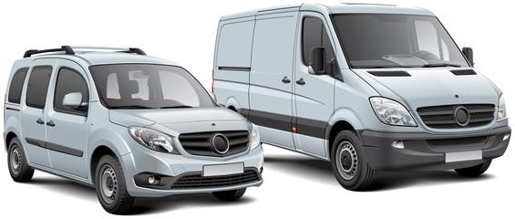 European light goods vehicle and MPV