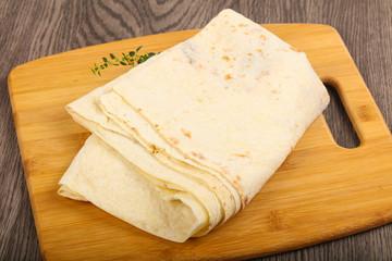 Armenian bread - lavash