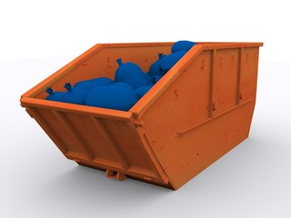 Mulden Container